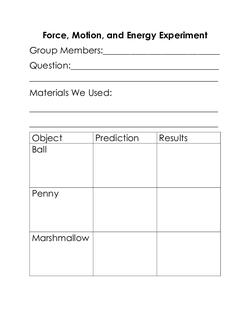 Experiment Organizer