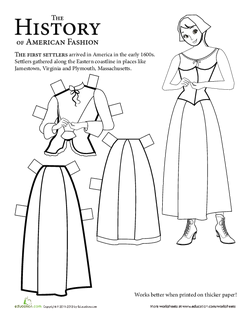 The History of American Fashion