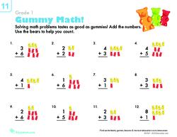 Gummy Math!