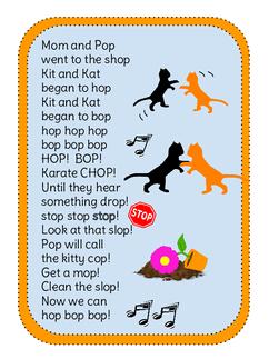 Kit Kat Poem