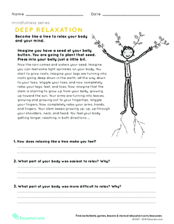 Mindfulness: Deep Relaxation