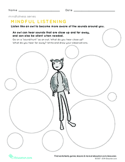 Mindfulness: Mindful Listening