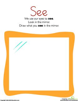 Senses: See