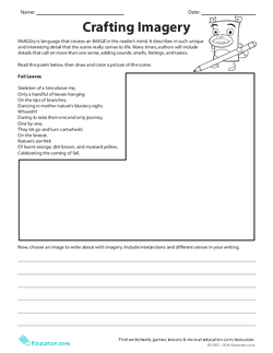 Narrative Prewriting Activities | Lesson Plan | Education