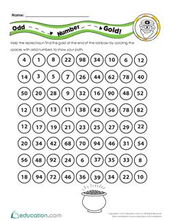 Odd Number Gold