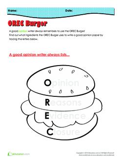 OREC Burger