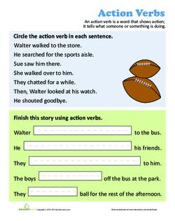 Parts Of Speech Breaking Down Sentences Lesson Plan Education Com