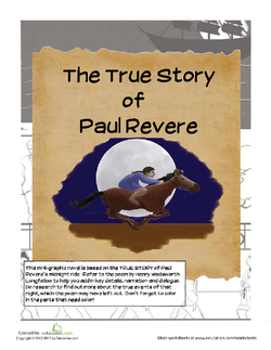 The True Story of Paul Revere