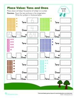 place value party lesson plan. Black Bedroom Furniture Sets. Home Design Ideas