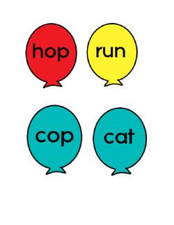 Pop Pop Pop Words In The Op Family Lesson Plan Educationcom