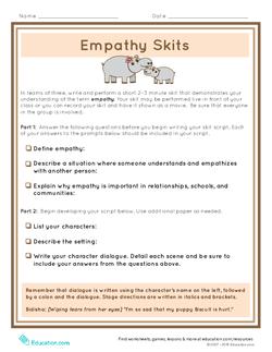 Empathy Skits