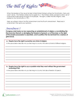 Bill of Rights Assessment
