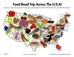 Foods Around the US
