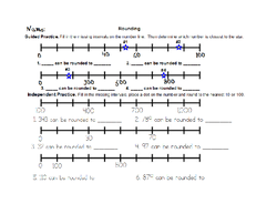 Rounding Whole Numbers | Lesson plan | Education com