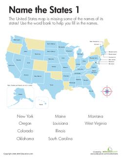 Name the States 1