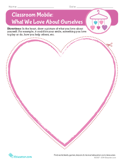 Classroom Mobile: What We Love About Ourselves
