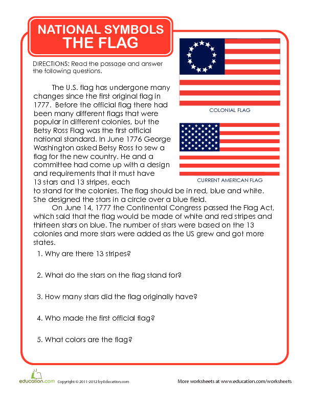 American flag history pdf files