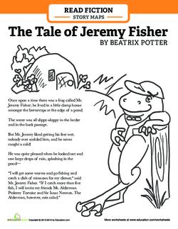 Story Map: Jeremy Fisher