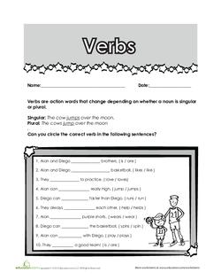 Verb Agreement