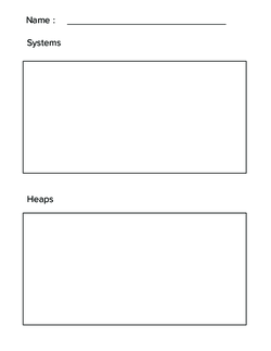 Systems and Heaps
