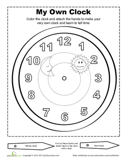 Telling Time with The Grouchy Ladybug | Lesson plan