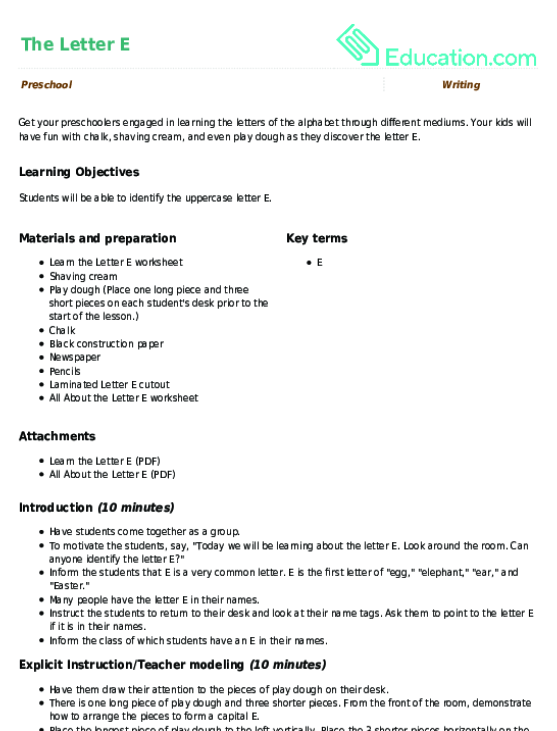 language lesson plans for preschool trace the alphabet writing letters lesson plan 741