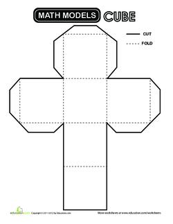 Cube Cutout