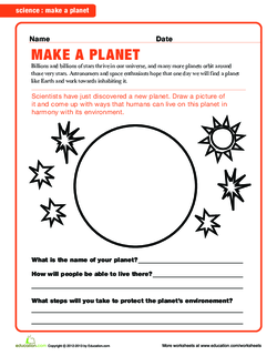 2nd grade astronomy lesson ideas plans