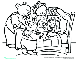 Color Goldilocks and the Three Bears