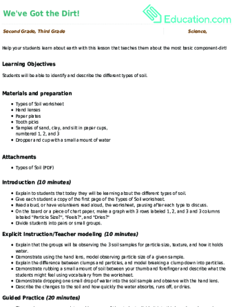 Soil Horizons Worksheets & Teaching Resources | Teachers Pay Teachers | 446x340