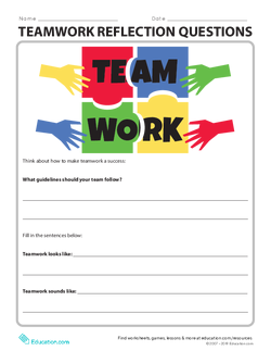 Teamwork Reflection Questions