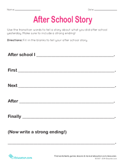 After School Story