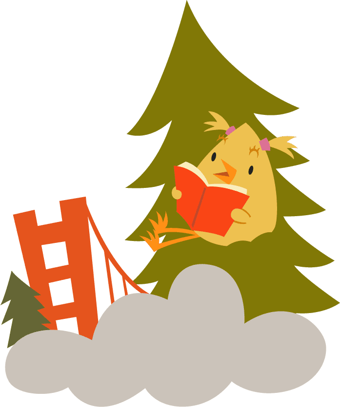 Birdie Sitting in a Tree