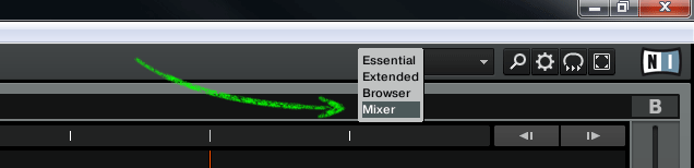 Select Mixer