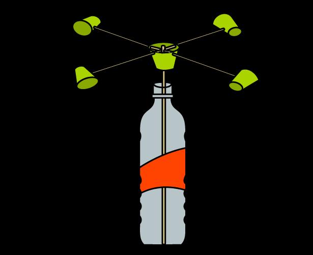 Anemometer Diagram