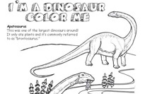 Dig into reading coloring pages ~ Dinosaur Tracks: How Are Fossilized Imprints Formed ...