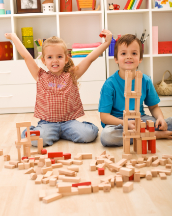 Encourage Emotional Development Through Floor Play