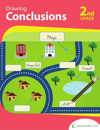 Second Grade Reading & Writing Workbooks: Drawing Conclusions