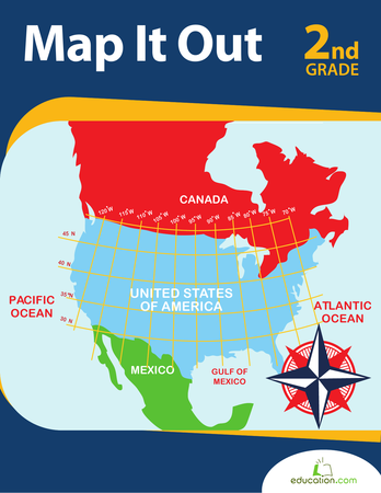 Map It Out Map It Out | Workbook | Education.com