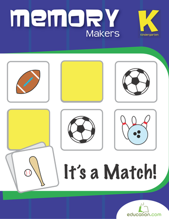 Kindergarten Reading & Writing Workbooks: Memory Makers