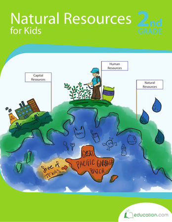 Second Grade Reading & Writing Workbooks: Natural Resources for Kids