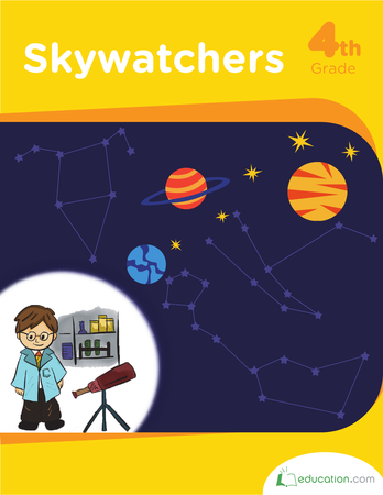 Fourth Grade Reading & Writing Workbooks: Skywatchers