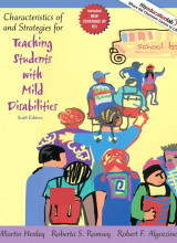 Common Characteristics of Students with Mild Disabilities