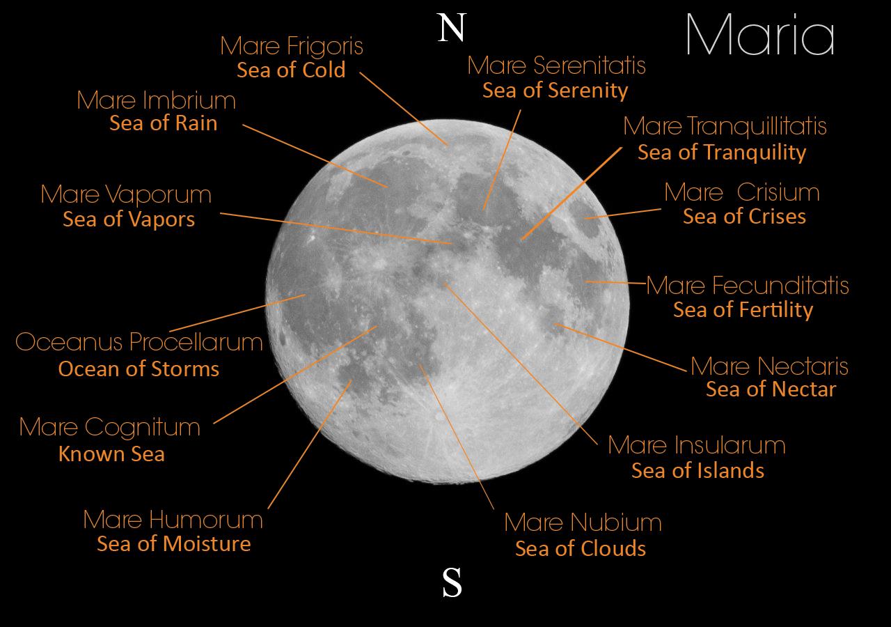 Moon Maria