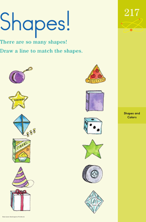 Identifying Shapes: Learning Geometry