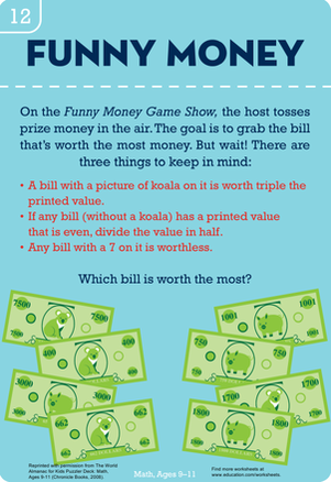 Funny Money Math