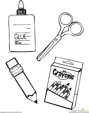 First Grade Coloring Pages Worksheets
