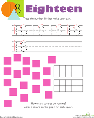 pre school worksheets counting tracing numbers worksheets free printable worksheets for pre. Black Bedroom Furniture Sets. Home Design Ideas