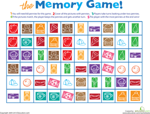 picture about Printable Board Games named Printable Board Video games Worksheets Free of charge Printables