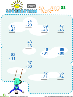 Subtraction in the Air #28